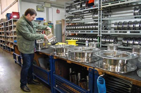 сервис инерционных барабанов