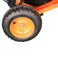 Несамоходная бензиновая снегоуборочная машина AFC-5552, 5,5 л.с/52 см