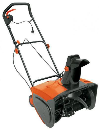 Электрический снегоуборщик Prorab EST 1800