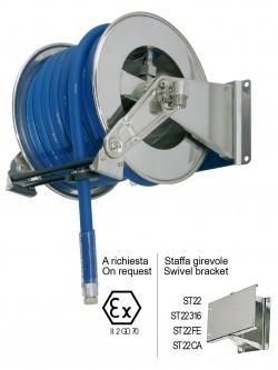 Инерционный барабан AV 1300
