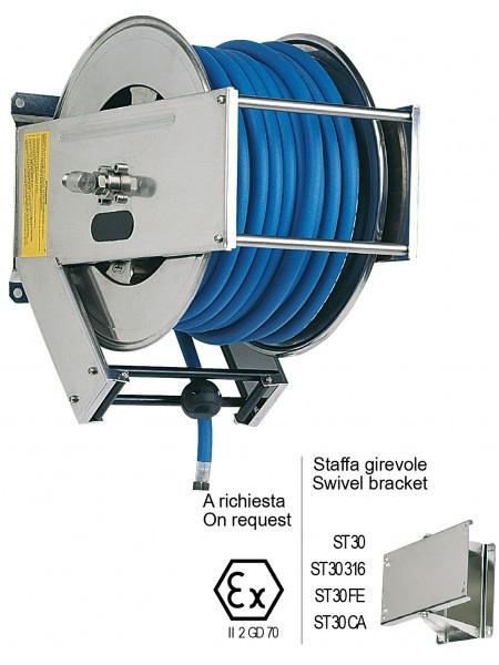 Инерционный барабан AV 3000