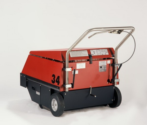 Factory Cat Sweeper 34