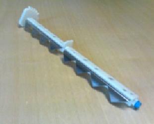 Нож для диспенсера H1, металл
