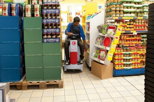 инструкция по охране труда при работе поломоечной машины - фото 10