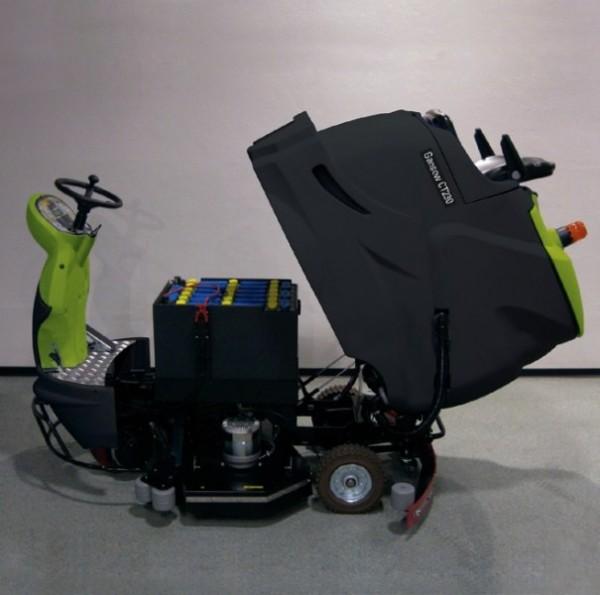 IPC Gansow CT 230 BT 100 R Sweep, с АКБ 320Ач и ЗУ