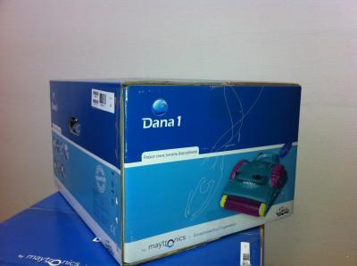 Автоматический роботдля бассейна Dolphin DANA Автоматический роботдля бассейна Dolphin DANA